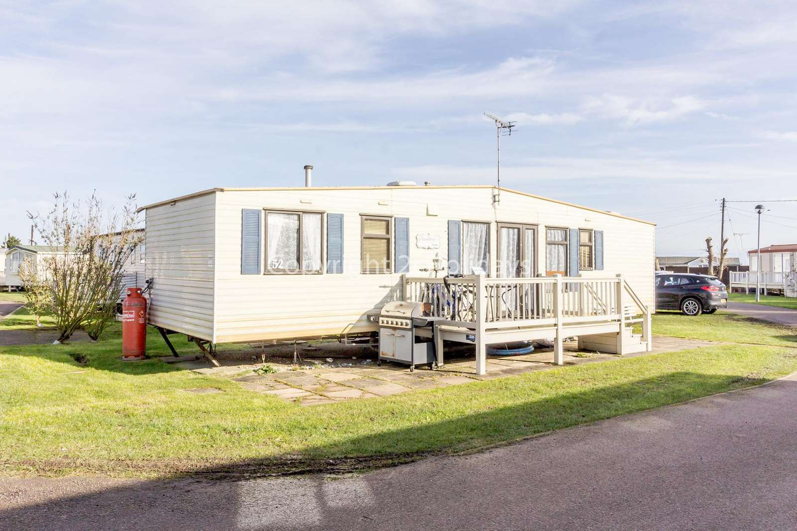 So many families have enjoyed staying at California Cliffs Holiday Park