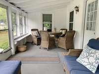 Comfortable screened porch thumb