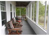 Lots of seating on screened in porches! thumb