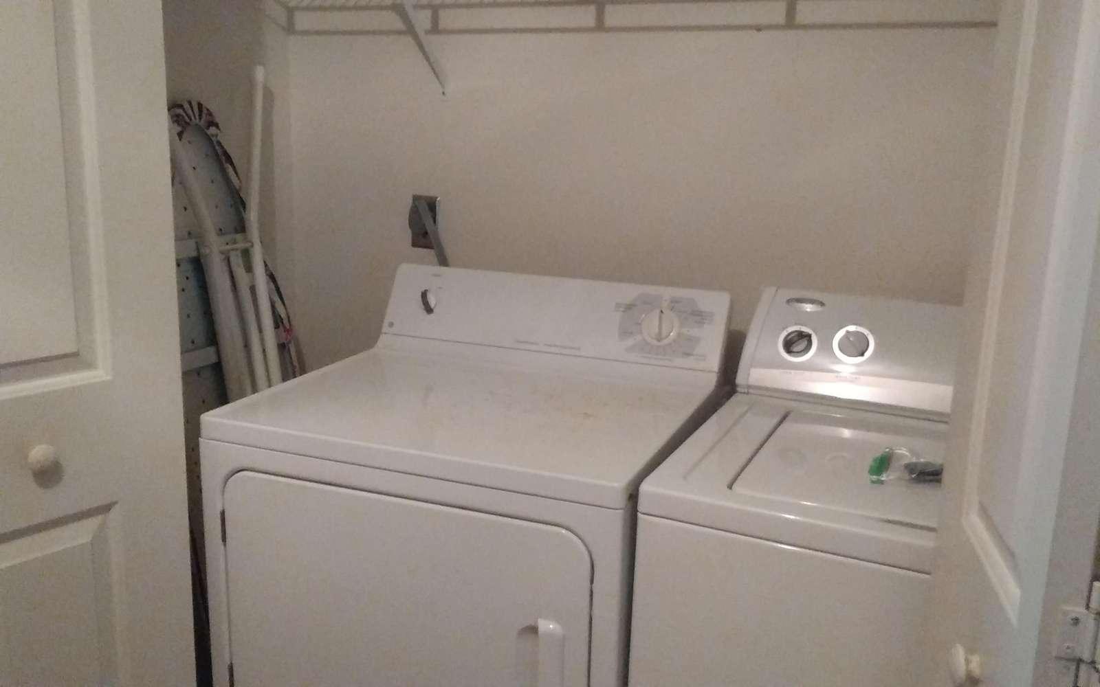 Second Floor Laundry Center