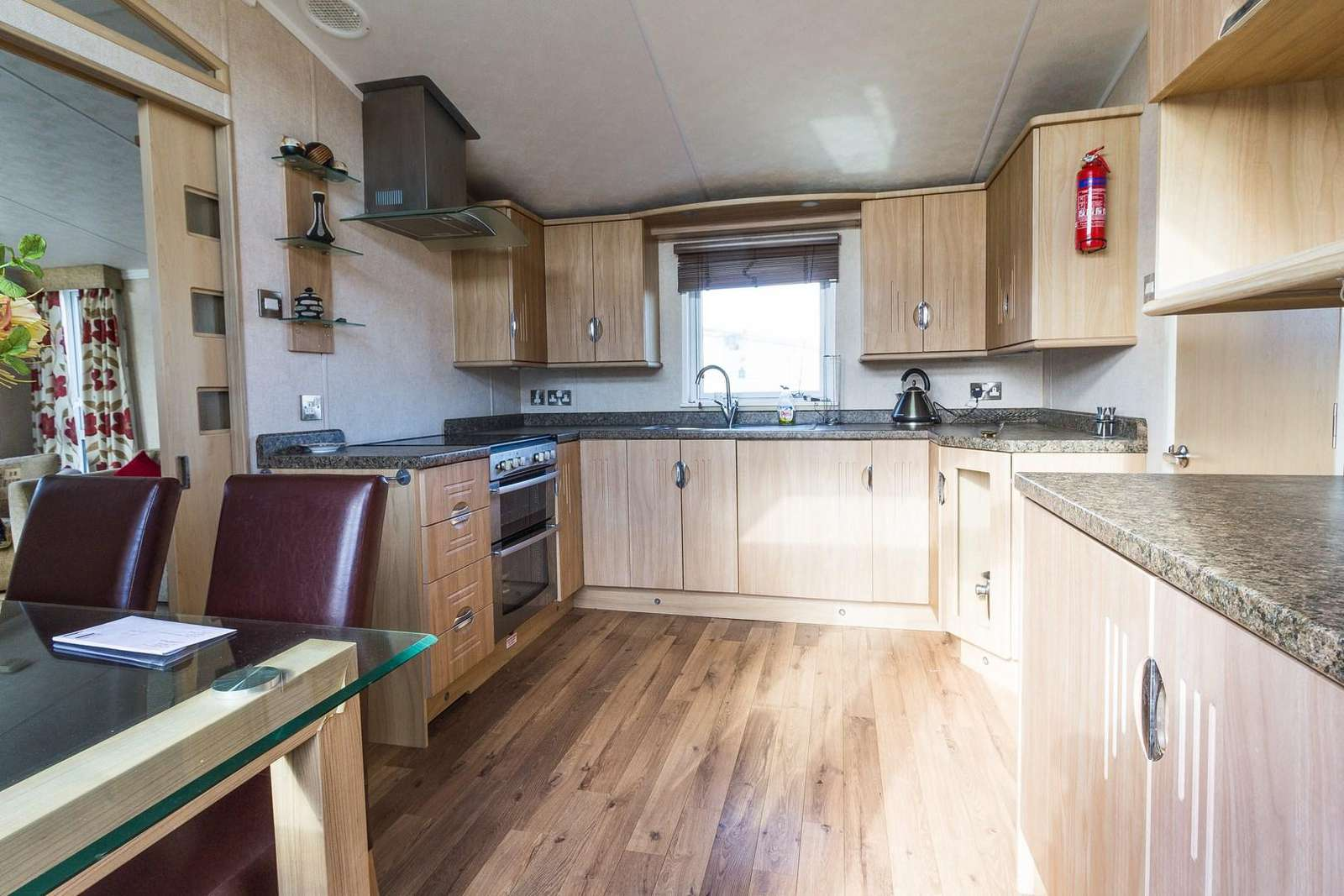 Great space in this Suffolk holiday home