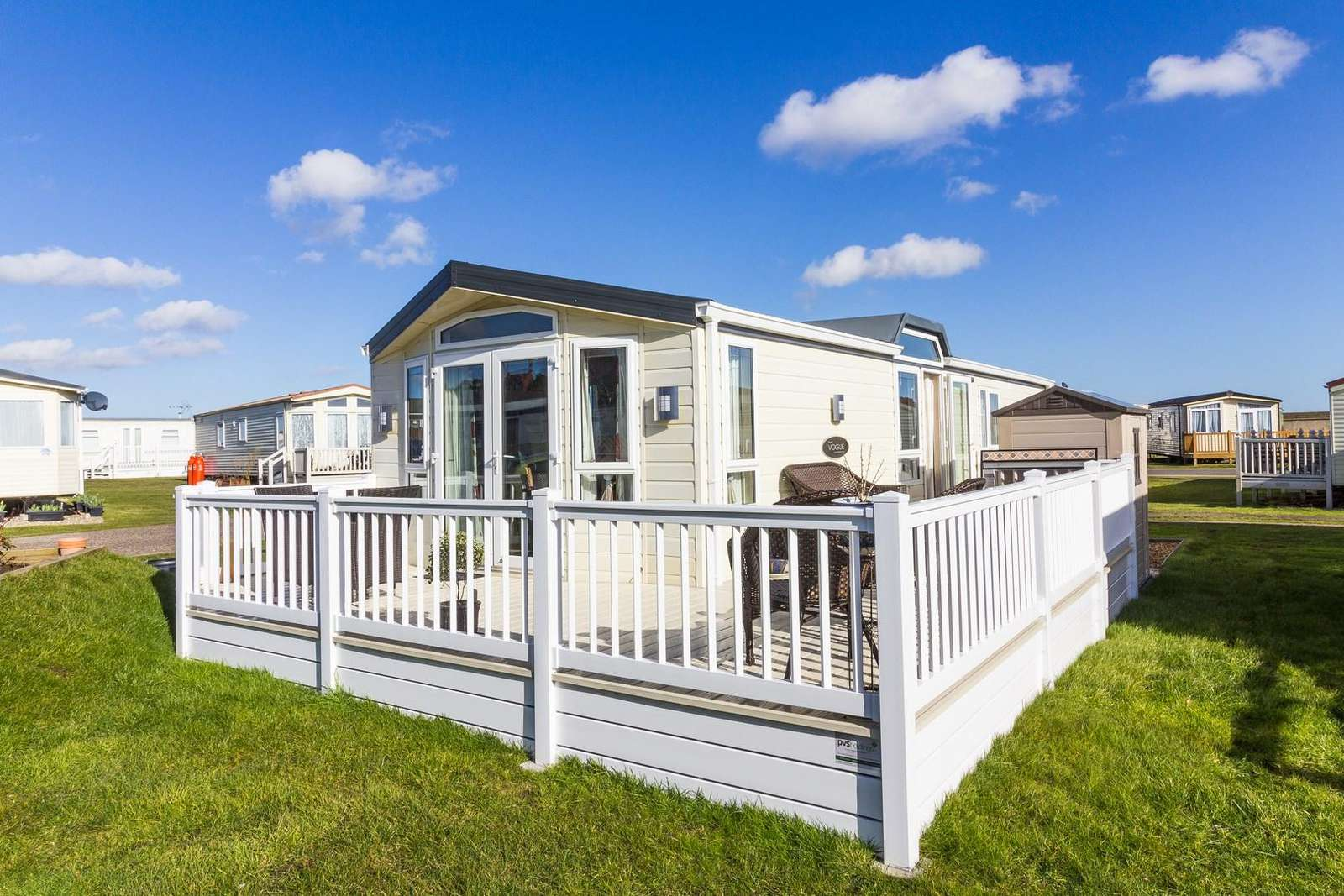 Luxury holiday home in Suffolk