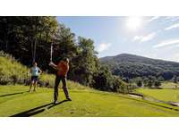 Golfing at the nearby Raven Course is a popular summertime activity! thumb