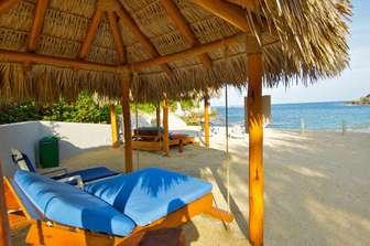 Playa Arrocito - direct beach access from the development thumb
