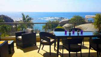 Gorgeous ocean views from your terrace thumb