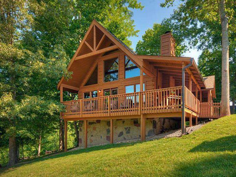 Wildfire – Country Pines Resort (2 BR) - property