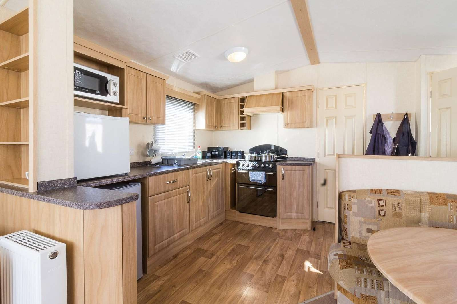 Caravan for hire in Great Yarmouth - property