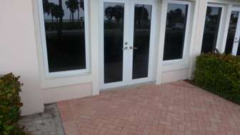 Beachfront private patio thumb