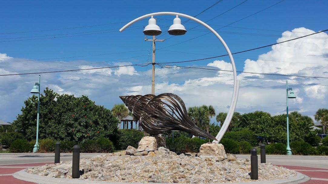 Englewood Beach Kreisverkehr