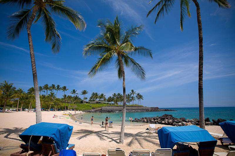 Private Beach Club!