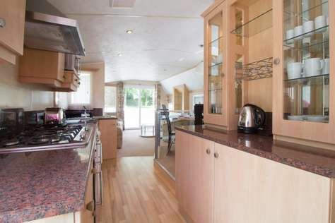 Stunning caravan for hire at Hopton on sea near Great Yarmouth