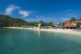Playa Santa Cruz - only a 10 minute walk from the condo thumb