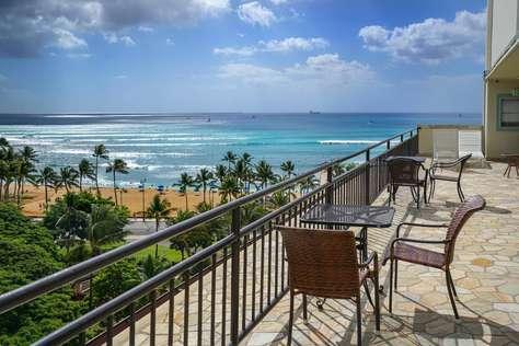 Waikiki Grand Suite 600