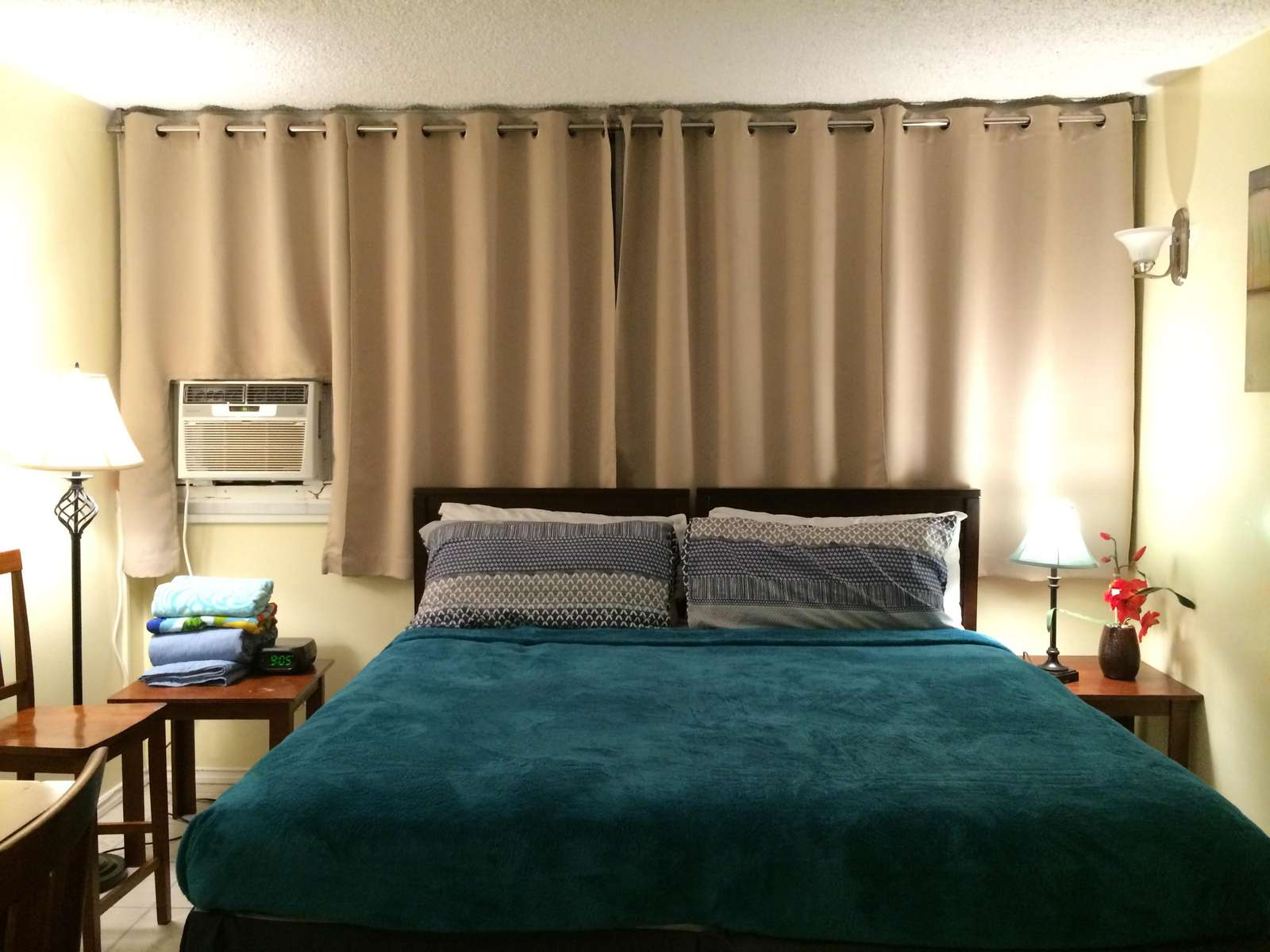 New Curtains added 12/19/2017