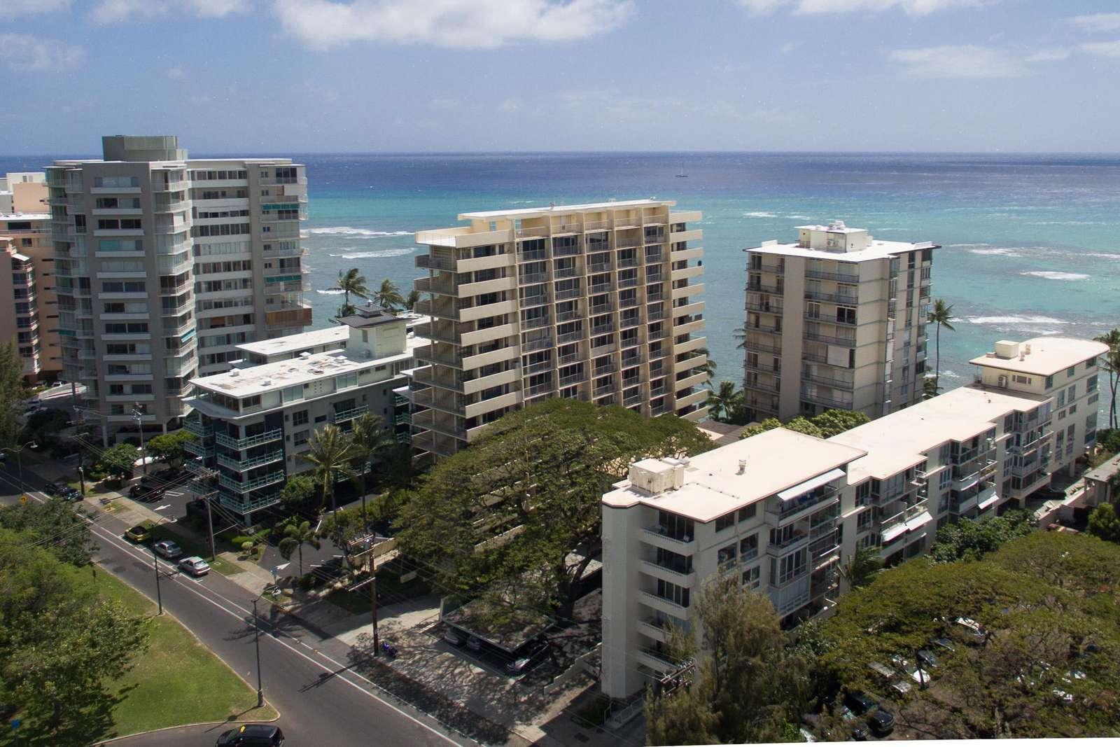 Iconic 'Gold Coast' landmark.