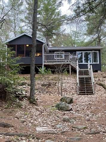 1134 Gull Lake Cottage