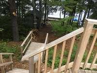 Stairs to the Lake thumb