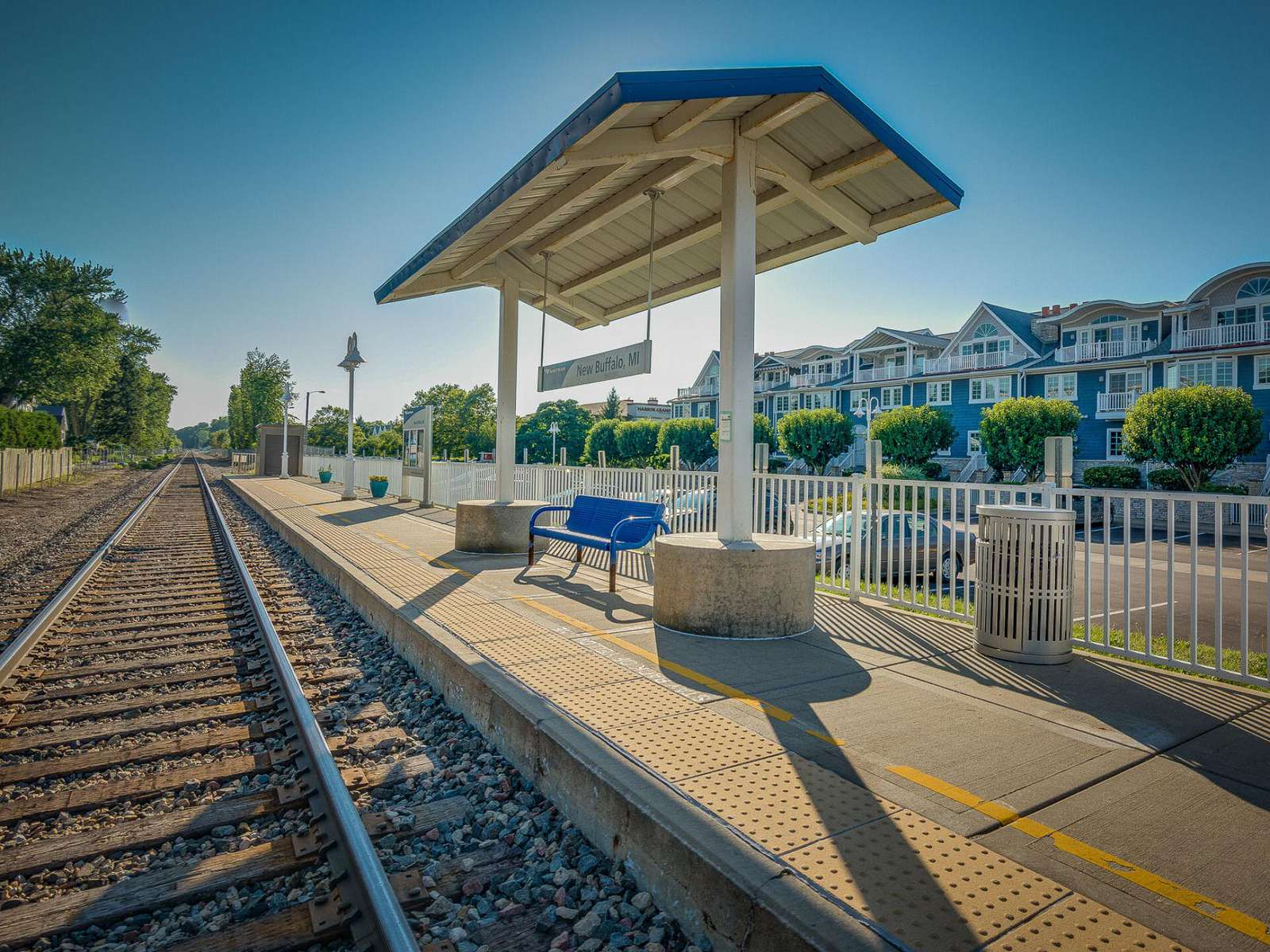AMTRAK Station - New Buffalo