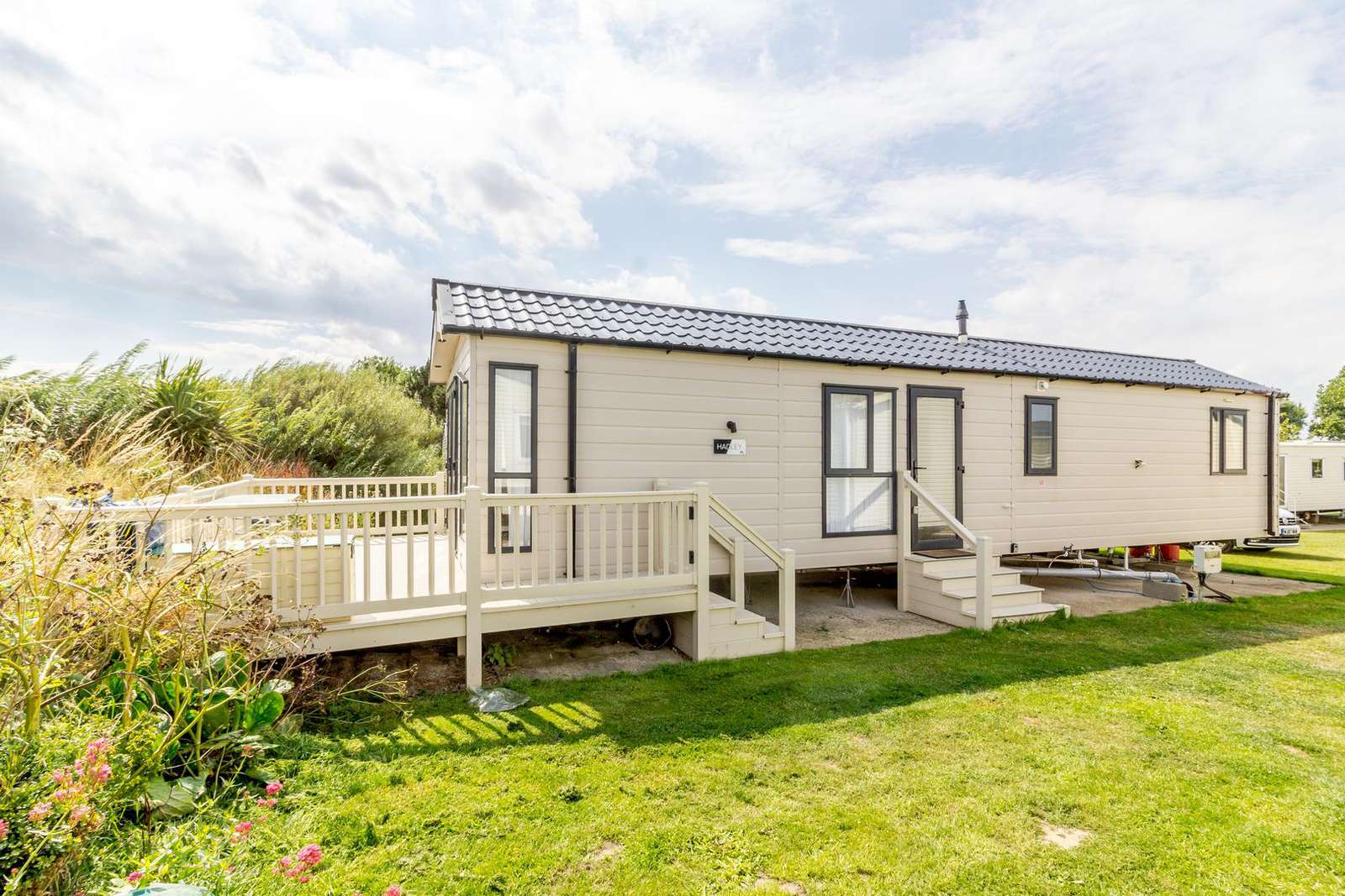 So many families have enjoyed their stay at Broadland Sands - property