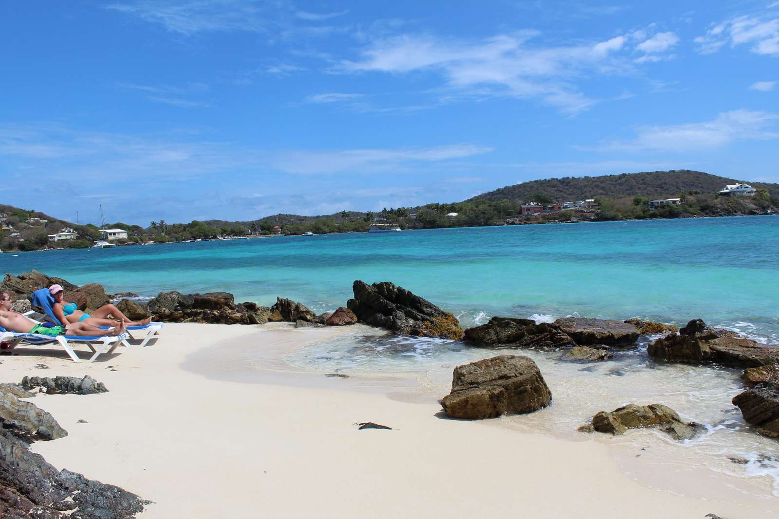 Intimate Sugar Beach