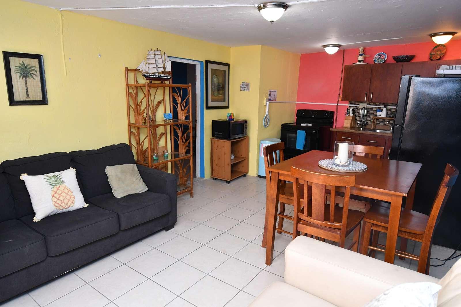 Tropical Cabana - property