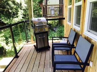 Deck chairs & BBQ thumb
