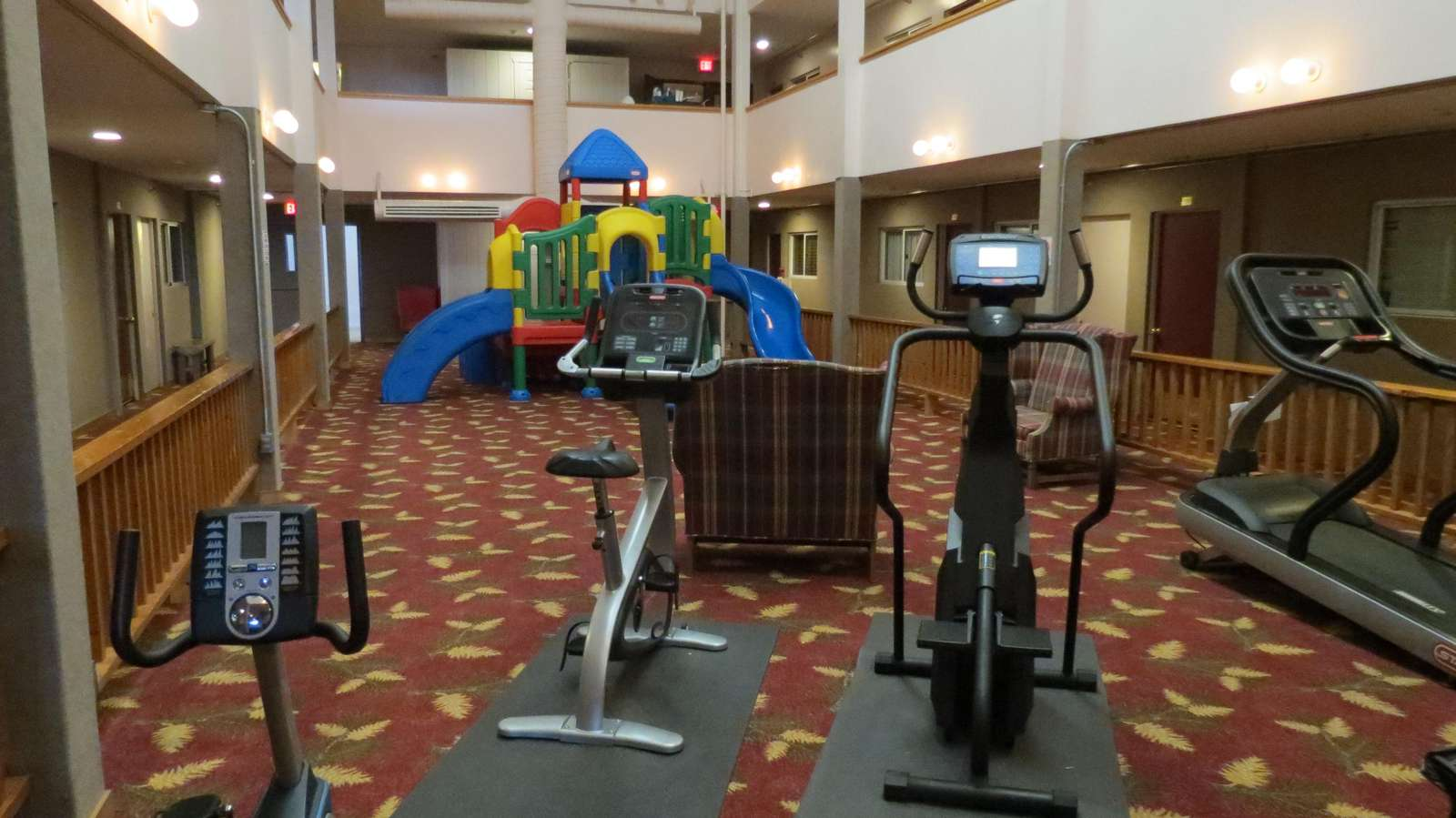 Gym/Play Area