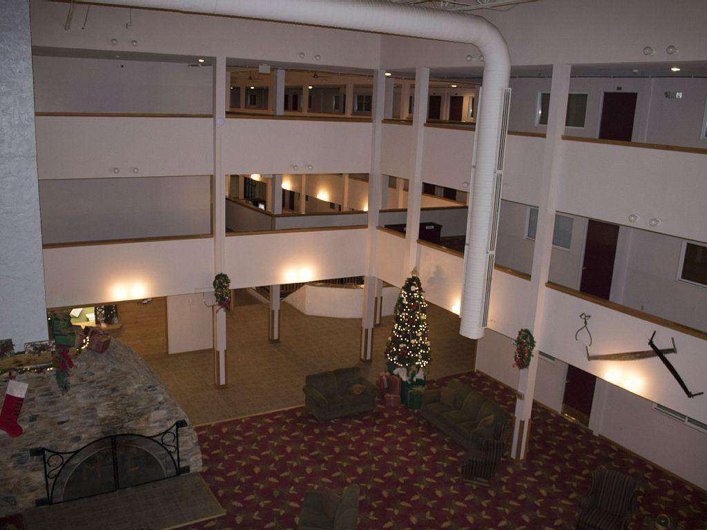 Another view of lobby area
