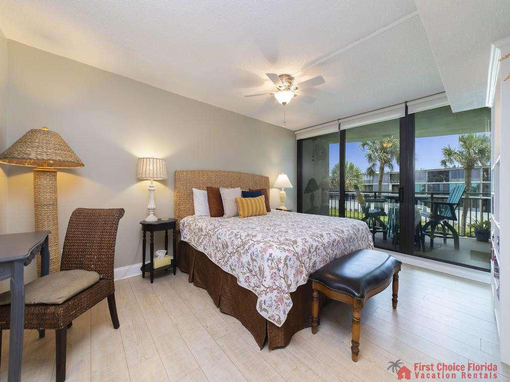 Anastasia Condo 303 Bed with Patio