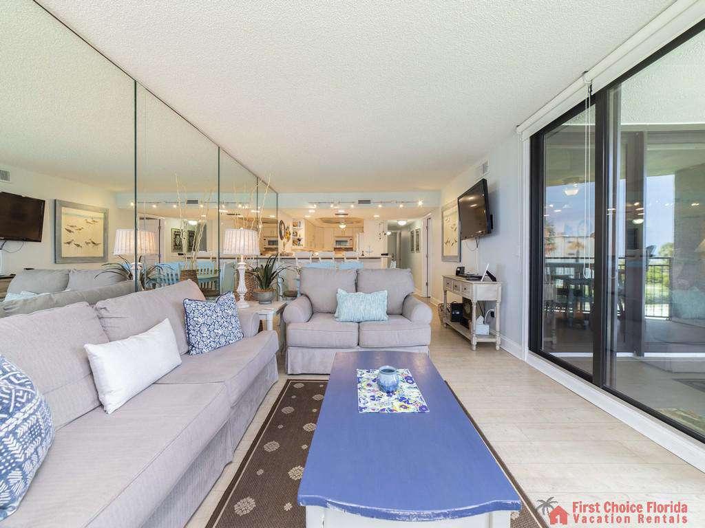 Anastasia Condo 303 Living Room