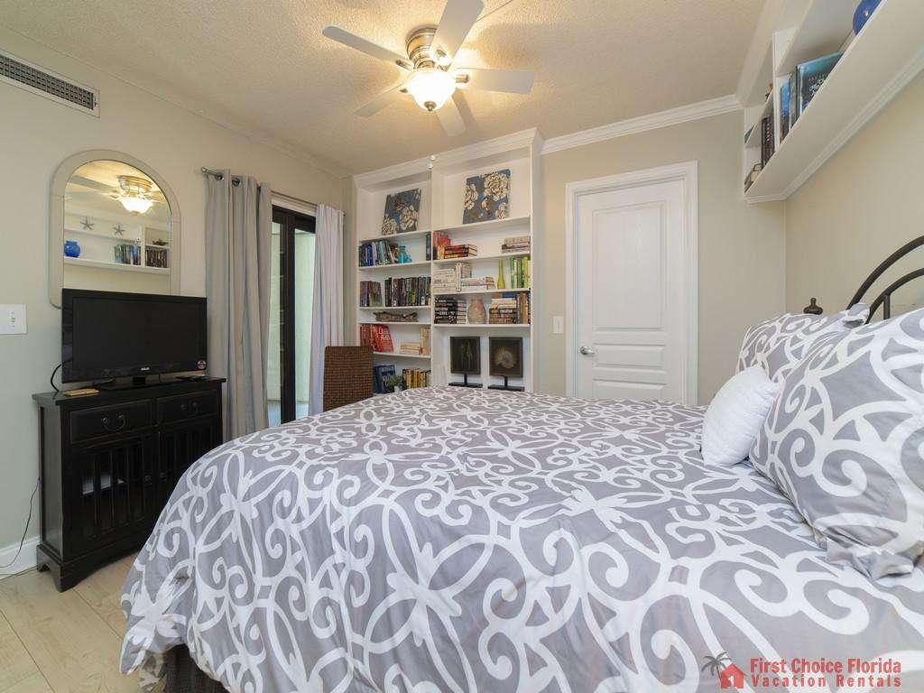 Anastasia Condo 303 Bed with TV