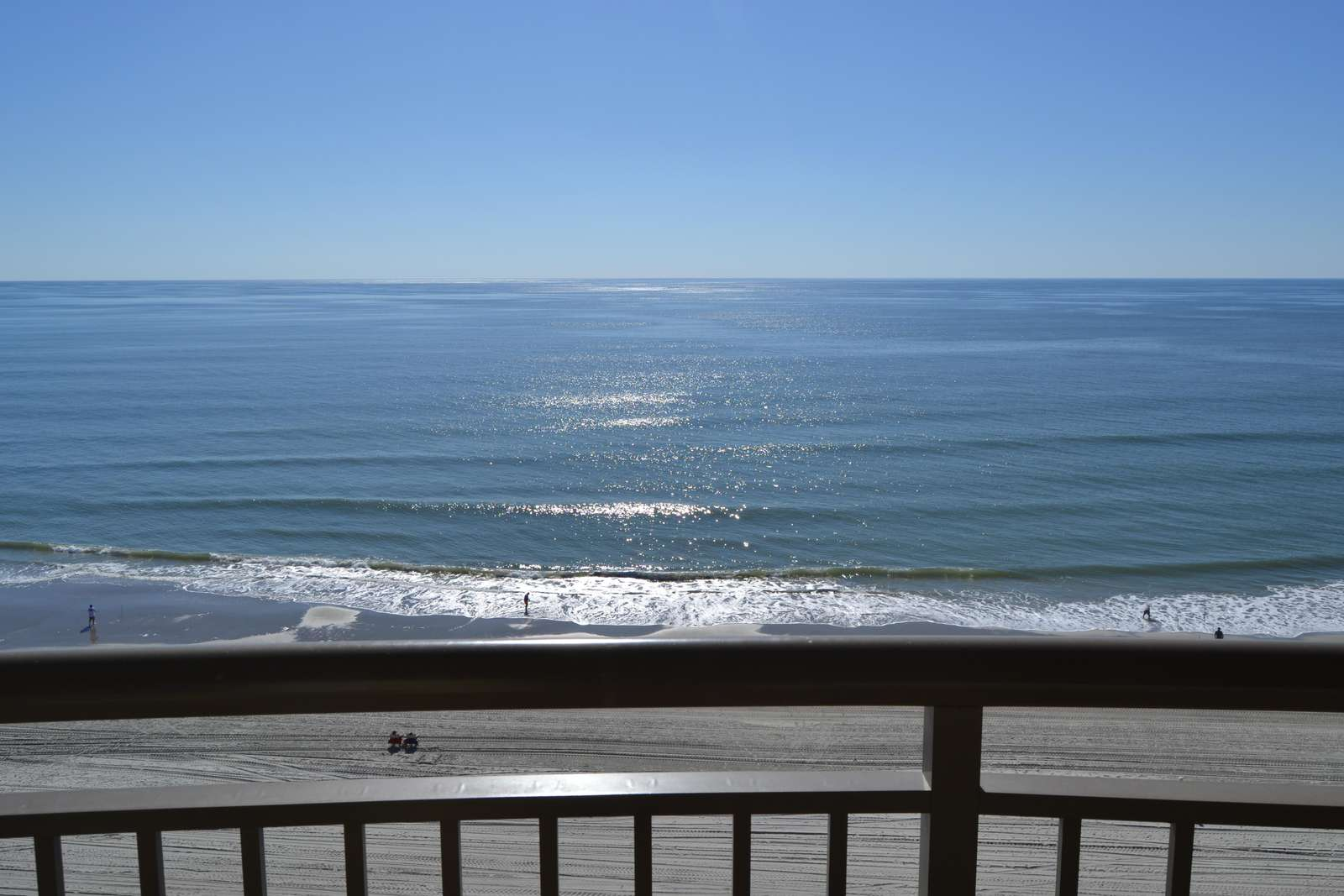 Direct oceanfront unit
