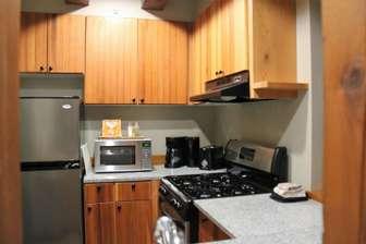 Fridge, microwave, stove/oven and dishwasher thumb