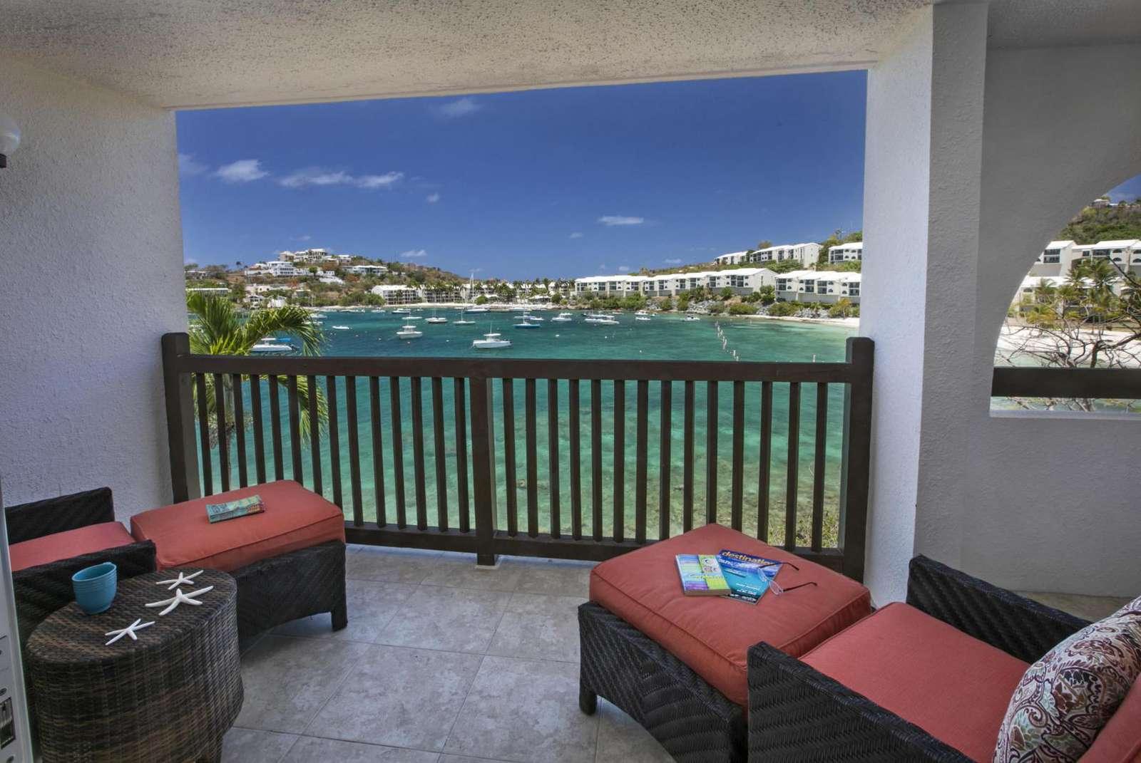 Amazing Patio View! - property