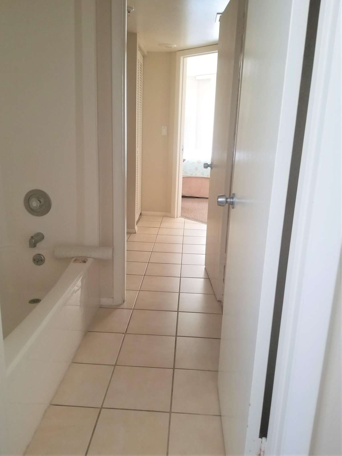 View thru bathrooms