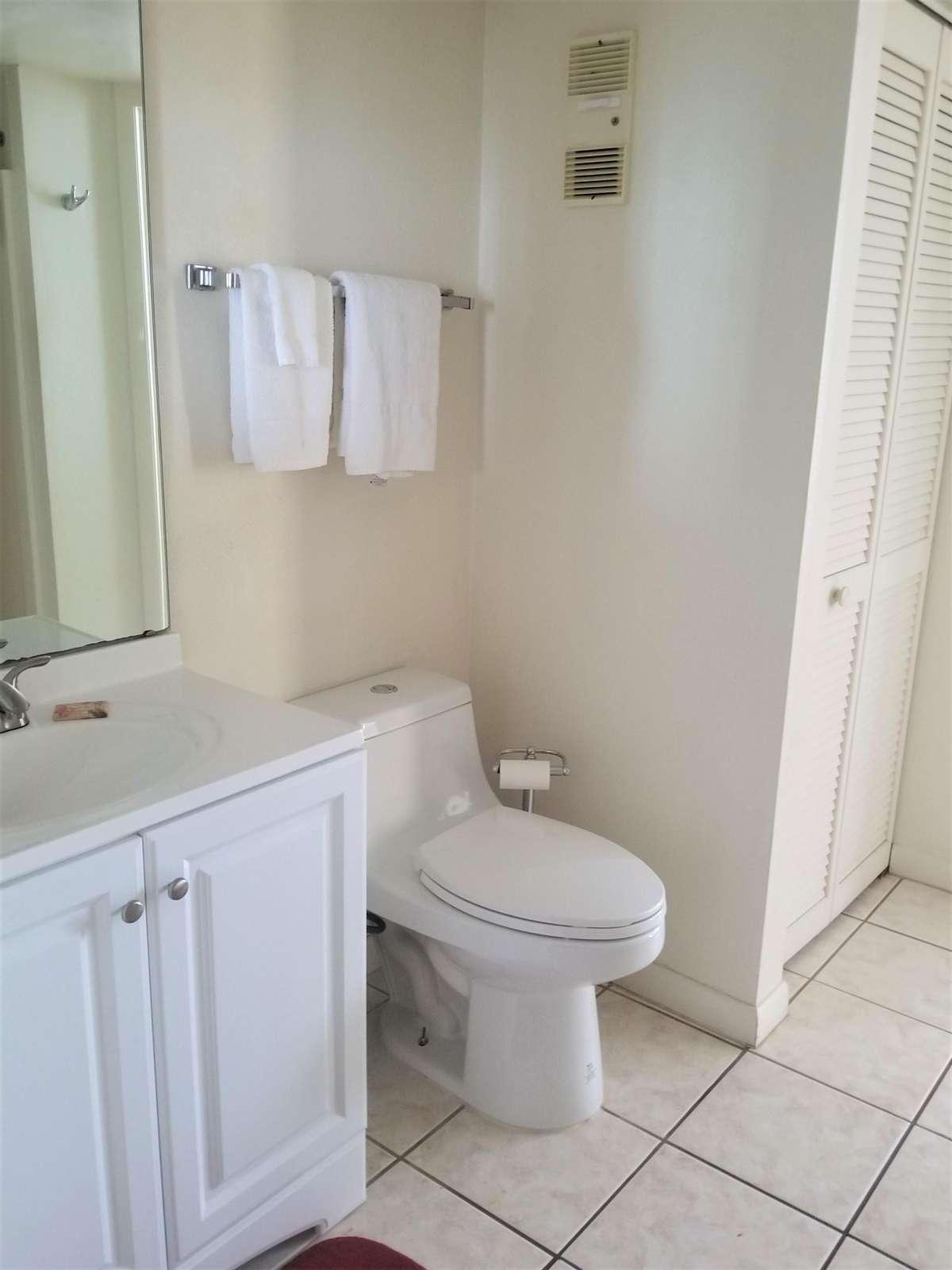 Master bathroom (shower)