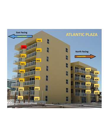 Atlantic Plaza Unit 701