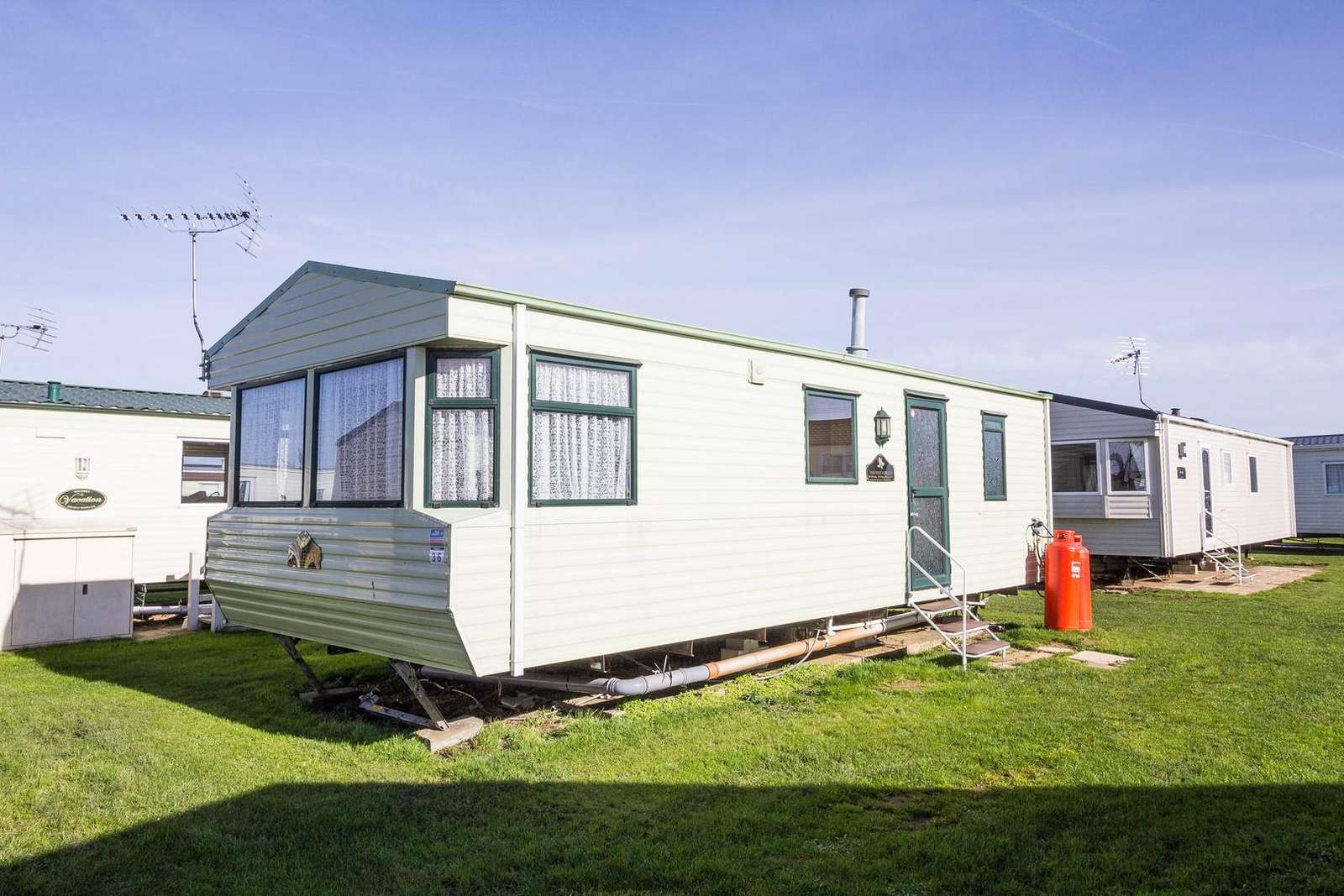 So many families have enjoyed a great break at Heacham Beach Holiday Park - property