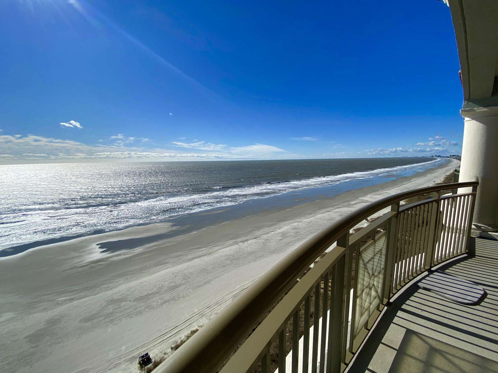 Southern, oceanfront views