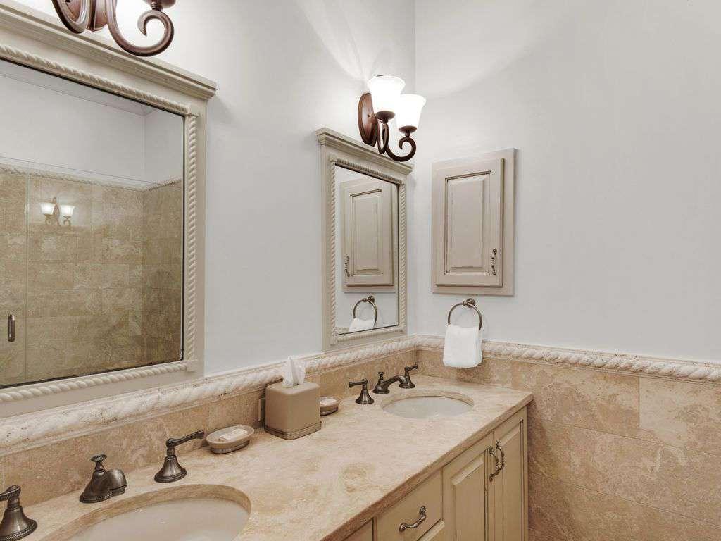 Adjoining Bath to Master Bedroom
