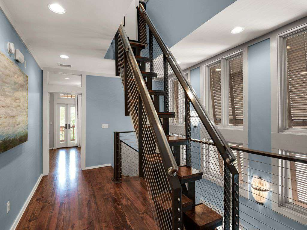 Stairway to Third Level