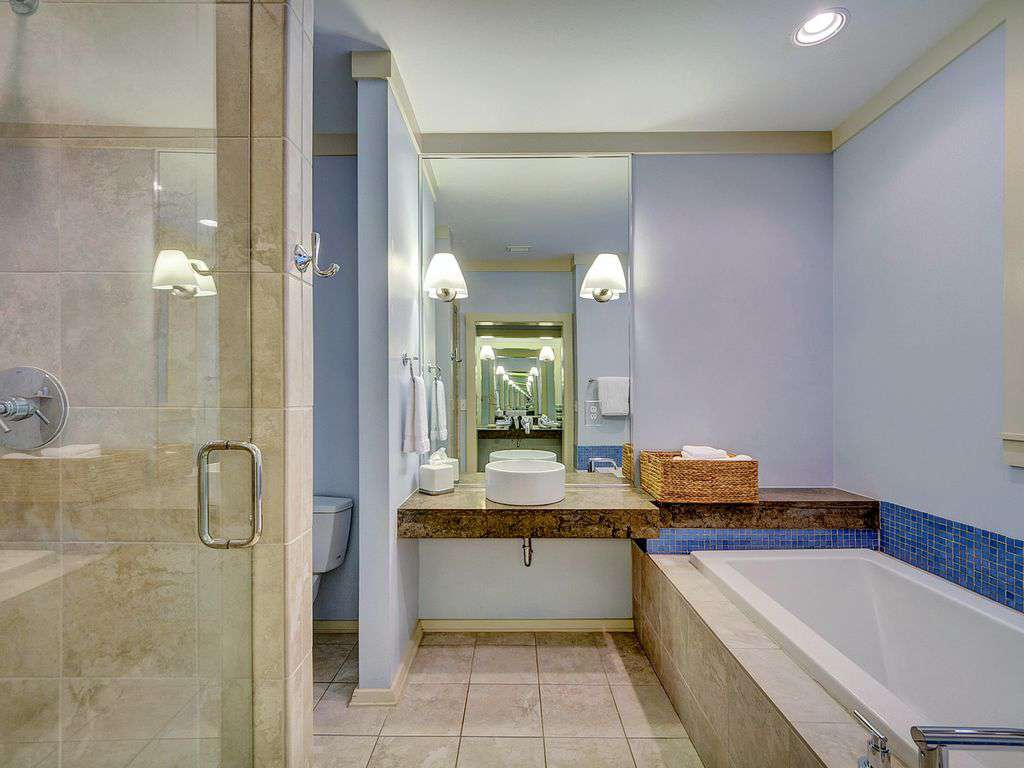 Master Bath with Additional Sink at Other Side