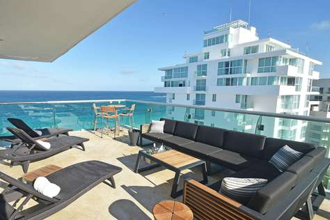 #2701 Oceanfront with 4 bedrooms excellent view