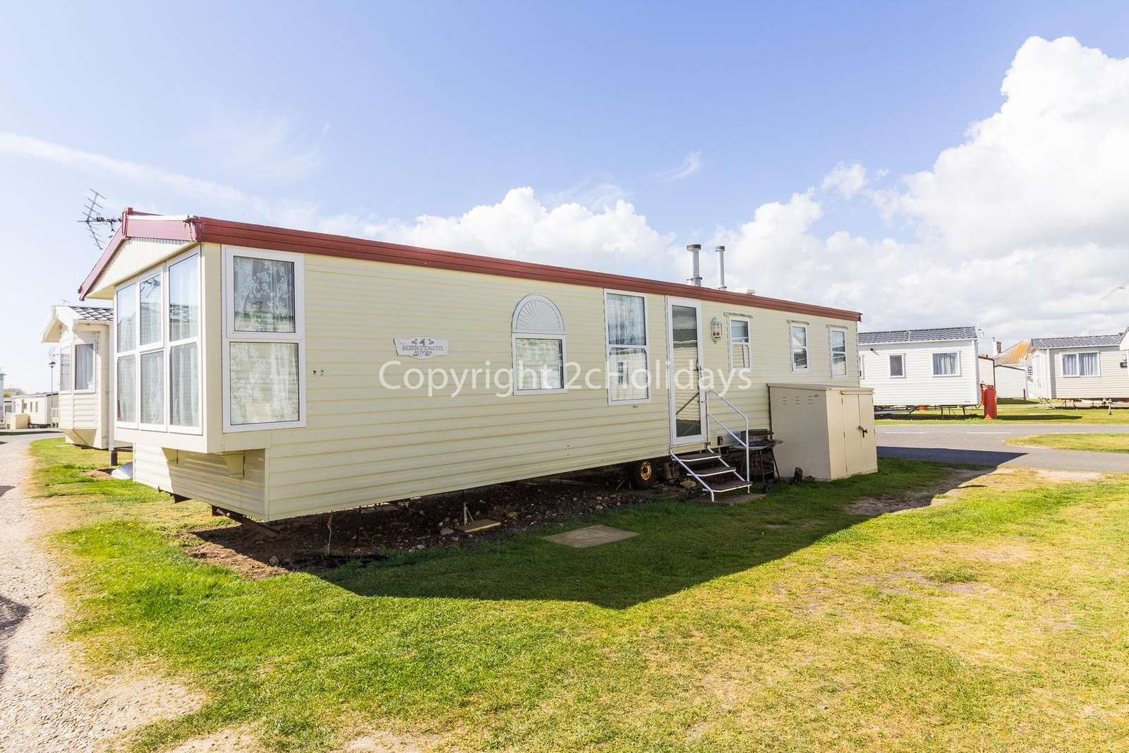 Lovely holiday home with homely touches!