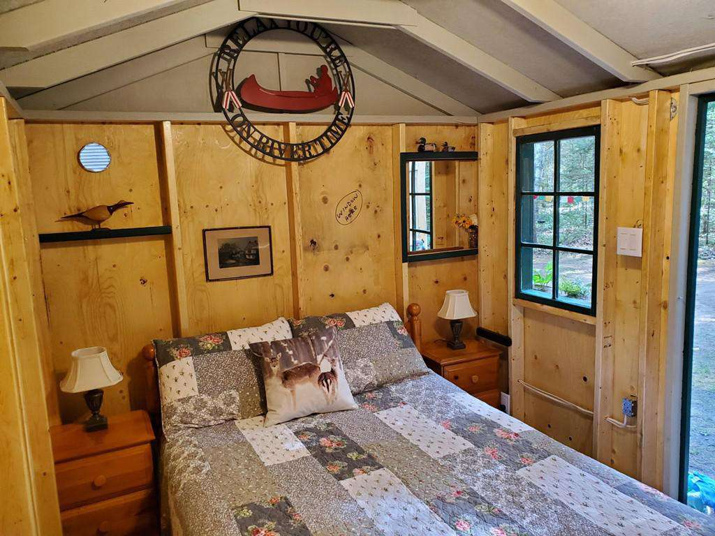 Bunkie - Double Bed