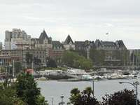 View of the Inner Harbour from your balcony thumb