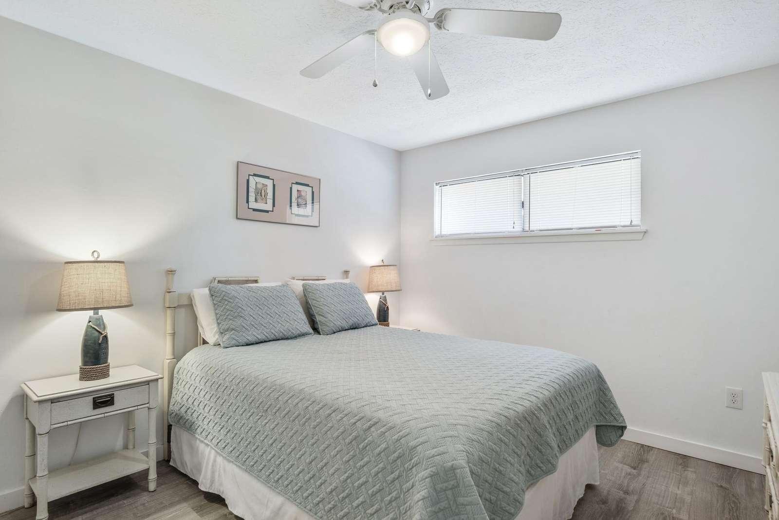 1st Floor - Bedroom 3 - Queen