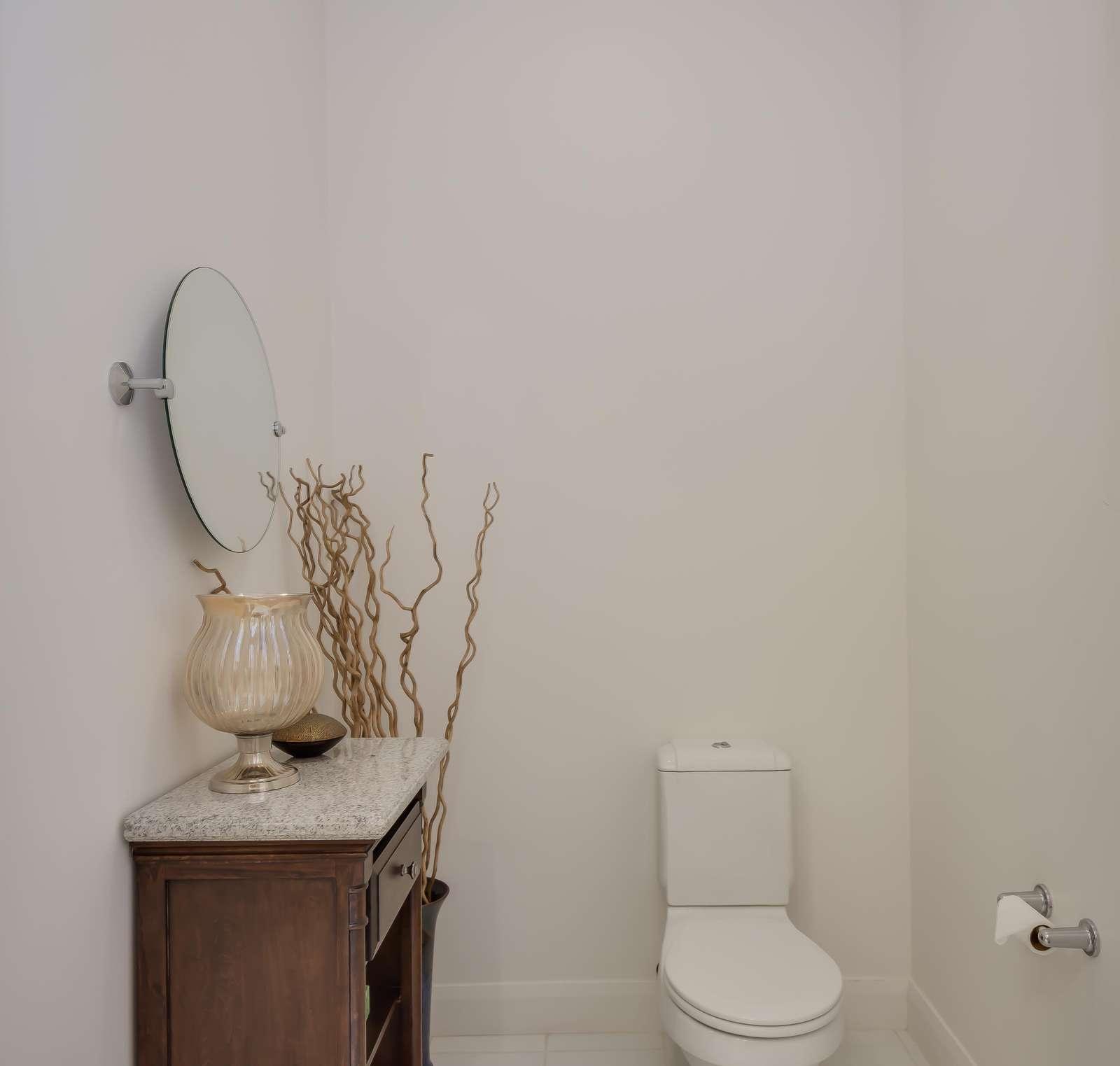 Suite 1 - toilet closet