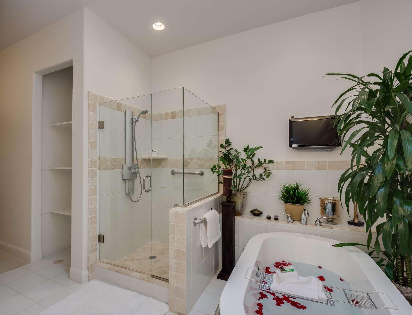 Suite 2  - Luxury Spa Bathroom