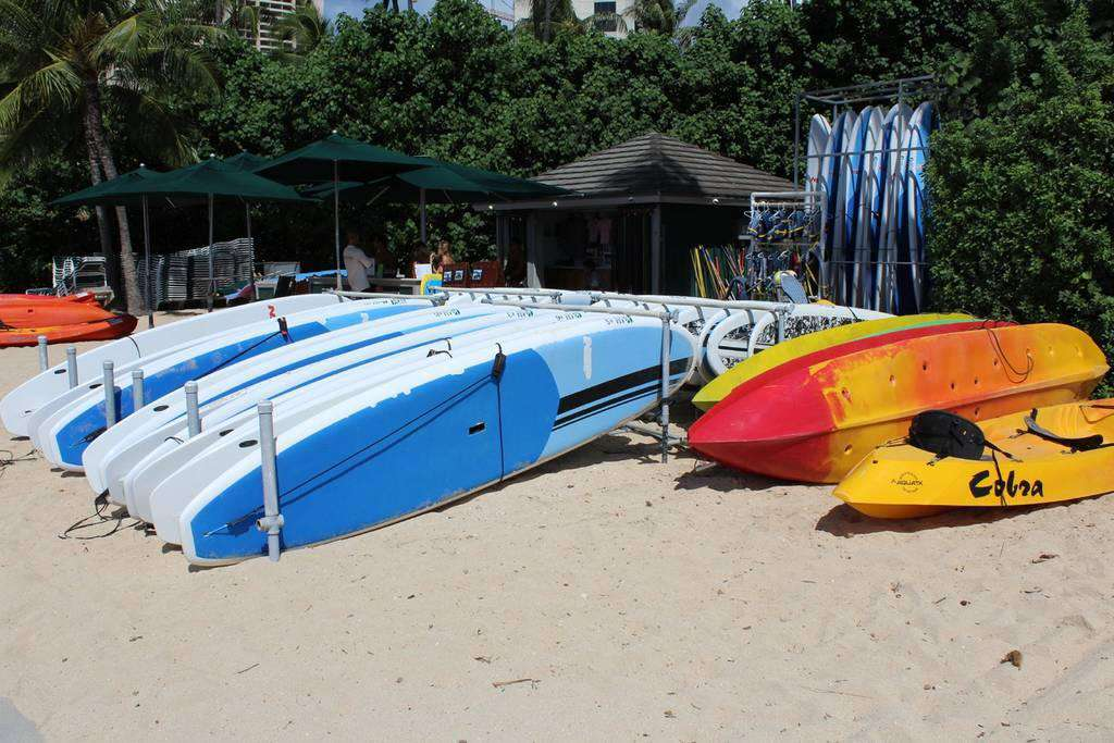 Rent your boards just 7 mins walk away